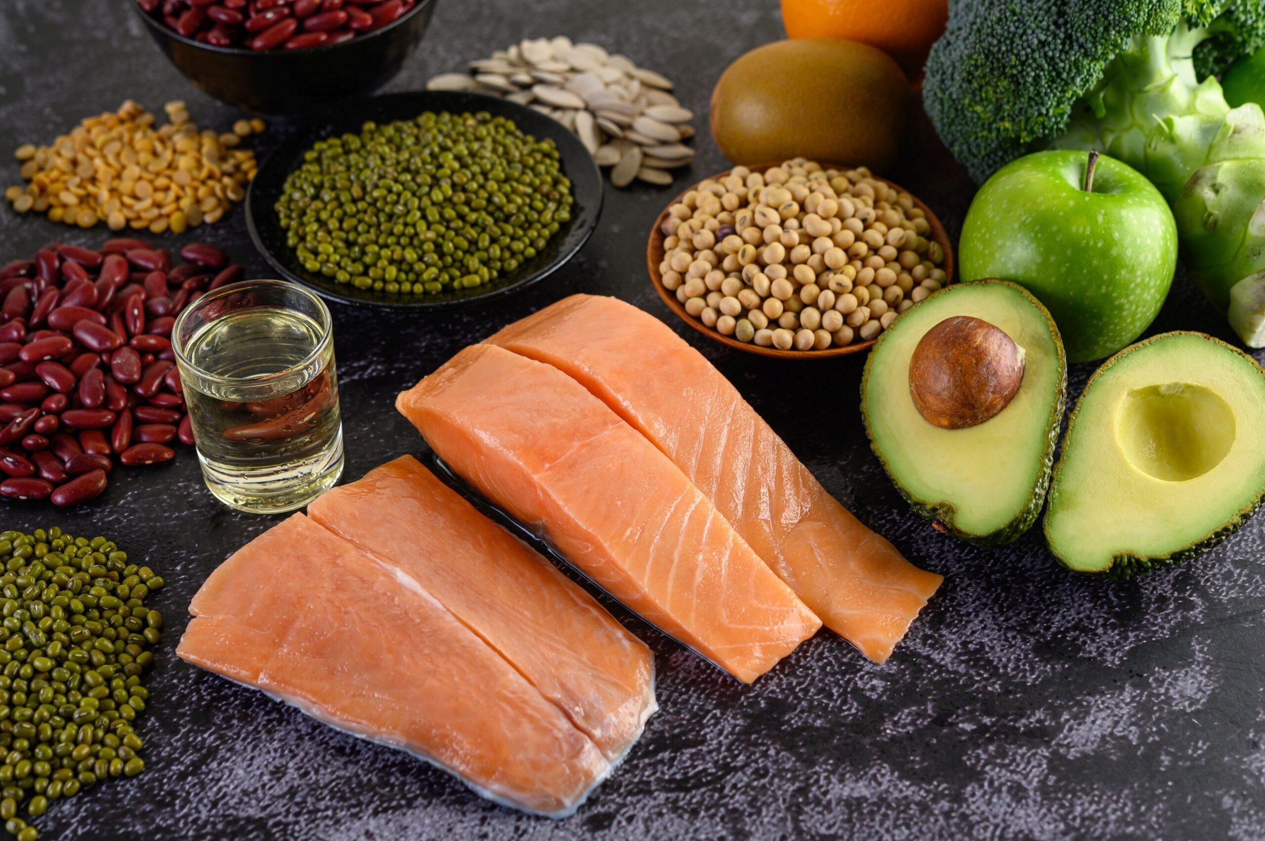 alimentos con vitamima d